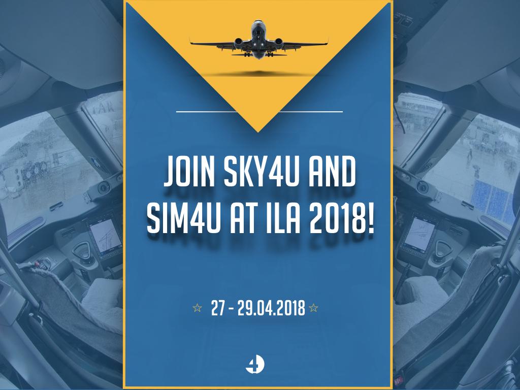 SKY4u ILA 2018